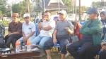 Gubernur dan Ketua DAD Kalteng Gelar Silaturahim dengan Insan Pers