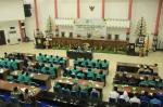 Dema IAIN Ajak Mahasiswa Latihan Kepemimpinan di Gedung Dewan