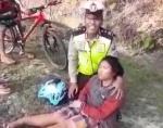 Anak di Bawah Umur Pura-Pura Pingsan Saat Dirazia Polisi