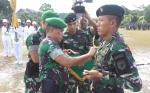 Batalyon Infanteri 631 Antang Berganti Jadi Batalyon Infanteri Raider 631 Antang
