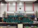 Ketua DPRD Kota Kuliahi Mahasiswa IAIN Palangka Raya