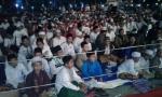 Ribuan Warga Padati Stadion Sampuraga