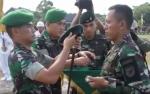 Begini Suasana Peresmian Status Batalyon Infanteri Raider 631 Antang