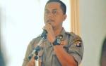 Tiga Polisi Kawal Paslon Bupati Barito Utara