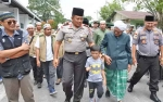 Kunjungan Kapolda ke Pondok Pesantren Darul Amin Untuk Kemaslahatan Umat