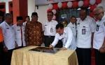 Sekda Resmikan Gedung PMI Kotawaringin Timur