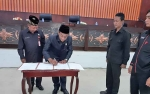 DPRD Murung Raya Gelar Paripurna Pemberhentian Anggota