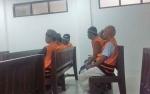 Sependapat dengan Hakim 8 Terdakwa Penambang Emas Divonis Sesuai Tuntutan Jaksa