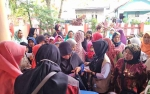 340 Warga Baamang Terima Bantuan Tunai