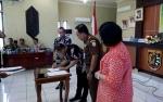 Bupati Barito Selatan Teken MoU Penanganan Hukum Dengan Kejaksaan