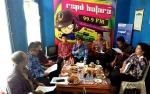 Siaran Radio Ciptakan Pilkada Barito Utara Aman