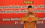 Hadapi Karhutla, Gubernur Kalteng Tekankan Pendekatan Ini kepada Konsultan