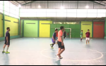 PWI Kotim Ikuti Turnamen Futsal antar SOPDuntuk Persiapan Porwada