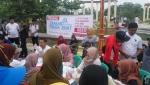 Gerakan Pemuda Sehat Digelar Pemeriksaan Kesehatan Gratis di Arena CFD