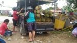 Durian Asal Puruk Cahu Banyak Dijual di Gunung Mas
