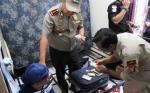 Polisi Gerebek Bandar Sabu di Sampit
