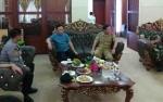 Sambangi Rujab Bupati Katingan, Gubernur Sampaikan Pesan Khusus