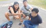 Pegawai BPN Sukamara Sembunyikan Sabu dalam Ponsel