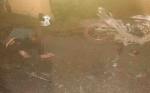 Seruduk Belakang Truk, Pengendara CB 150R Tewas