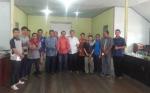 Djulita K Palar Terpilih Jadi Ketua Cabor PTMSI Barito Selatan