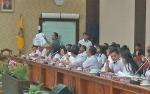 Anggota Komisi C DPRD Kalteng Pertanyakan Sistem Perekrutan Tenaga Kontrak