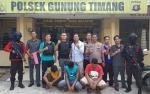 Tiga Warga Desa Kandui Diringkus Lantaran Jadi Budak Sabu