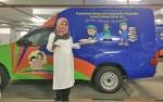 Perpustakaan Kapuas Dapat Bantuan Mobil Perpustakaan Keliling