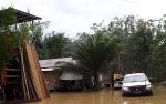 Puluhan Rumah di Barito Utara Terendam Banjir