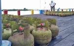 Polisi Amankan Dua Kapal Muat LPG Subsidi 3 Kg