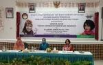 Dharma Wanita Persatuan Dinass Kehutanan Gelar Seminar Kepribadian