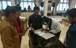 Pengurus HMI Barito Utara Dilantik