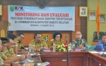 KPK Apresiasi Pengelolaan APBD Barito Selatan
