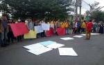 Pagi Ini Mahasiswa Demo Lagi ke DPRD Kalteng