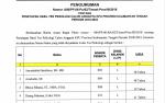 Tim Seleksi Anggota KPU Kalteng Tetapkan 21 Peserta Lolos Tes Psikologi