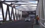 Tiga Jembatan di Kapuas Dipercantik