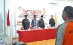 KPU Murung Raya Gelar Rapat Pleno Penetapan Daftar Pemilih Sementara