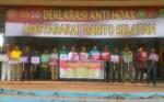 Deklarasi Anti Hoax Juga Berkumandang di Barito Selatan
