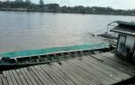 Pelabuhan Kasongan Sepi Aktivitas, Pengusaha Angkutan Sungai Gulung Tikar