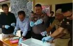 Polres Kotawaringin Timur Musnahkan Barang Bukti Narkoba