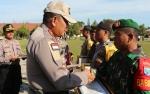 Dua Personel TNI dan Empat Anggota Polri Terima Penghargaan Dari Kapolda Kalteng