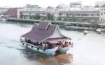 Berwisata Susur Sungai Sambil Baca Al Quran