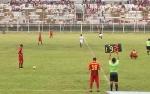 Laga Persabahatan Kalteng Putra vs Persiba Balikpapan, Skor Masih 0-0