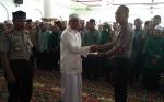 Polres Kotim Minta Doa ke Ulama untuk Jaga Kamtibmas