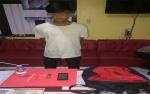 Pemuda 22 Tahun Ditangkap Polisi saat Hendak Edarkan Sabu
