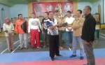 Legislator Nilai Kejuaraan Taekwondo Dukung Program Pemerintah