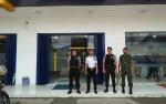 Ciptakan Rasa Aman, Jajaran Polres Barito Utara Sambangi Satpam Bank