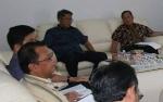 Sapto Nugroho Pimpin Rapat Persiapan Kunker Gubernur ke Muara Teweh