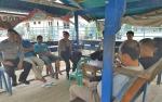 Patroli Dialogis, Satsabhara Polres Barito Utara Sambangi Tukang Ojek