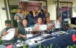Pembobol 15 Rumah Warga di Kuala Kurun Dihadiahi Timah Panas