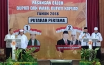 Debat Publik Ben Brahim vs Mawardi, Sama-Sama Ingin Tuntaskan Pelabuhan Batanjung